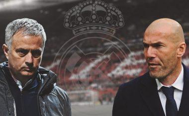 Zidane: Më shqetësojnë spekulimet për rikthimin e Mourinhos