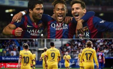 Rivaldo: MSG nuk mund të arrijë nivelin e MSN-së, Neymar më vendimtar se Griezmanni
