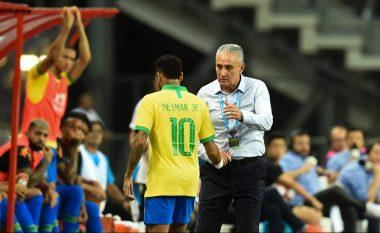 Neymar lëndohet në miqësoren ndaj Nigerisë, detyrohet ta lëshoj fushën