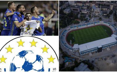 Stadiumi 'Fadil Vokrri', kështjella e pamposhtur e 'Dardanëve'