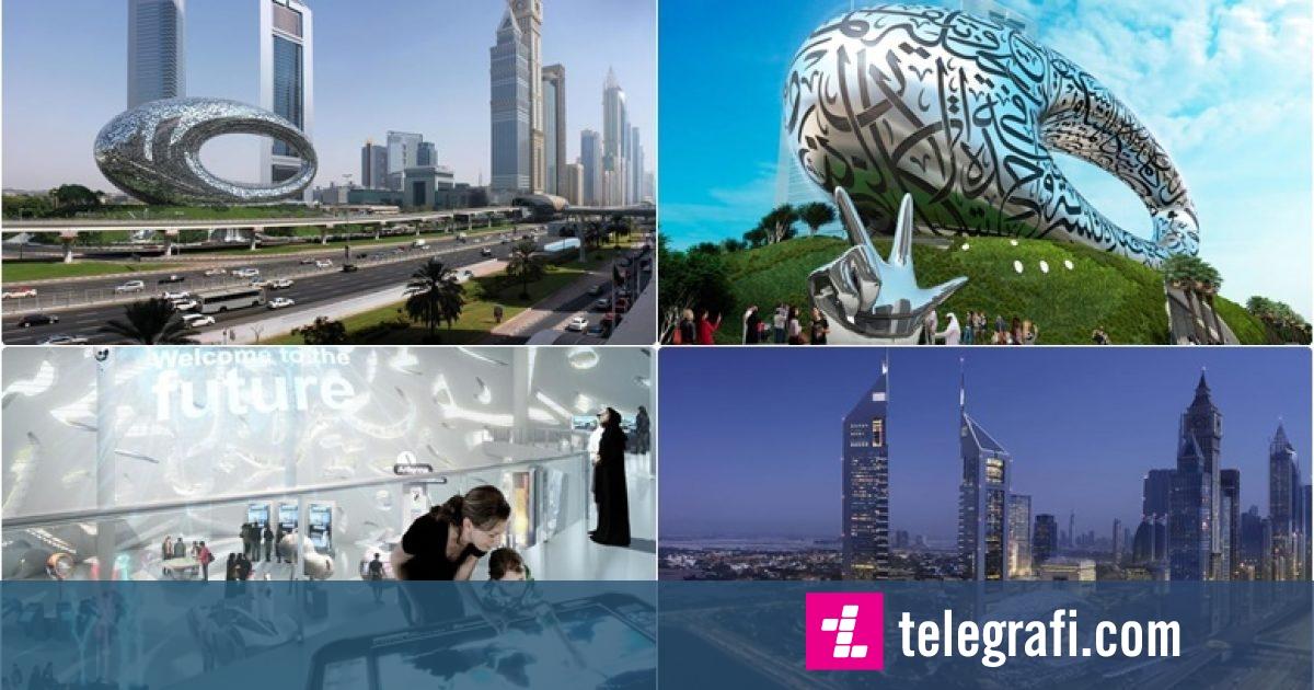 """Photo of Muzeu i së Ardhmes në Dubai – brenda """"syrit"""" që pritet të jetë një nga """"mrekullitë"""" e botës!"""