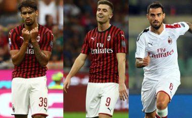 Milani do të shesë në janar, pesë yje rrezikojnë largimin