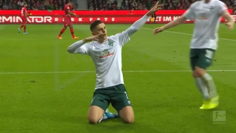 (Foto: Screenshot/Facebook/Kujtesa/Bundesliga)