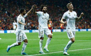 Triumf i rëndësishëm i Realit në udhëtim te Galatasaray