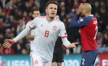 Norvegjia ndal Spanjën me barazim dhe mbetet në garë për kualifikim