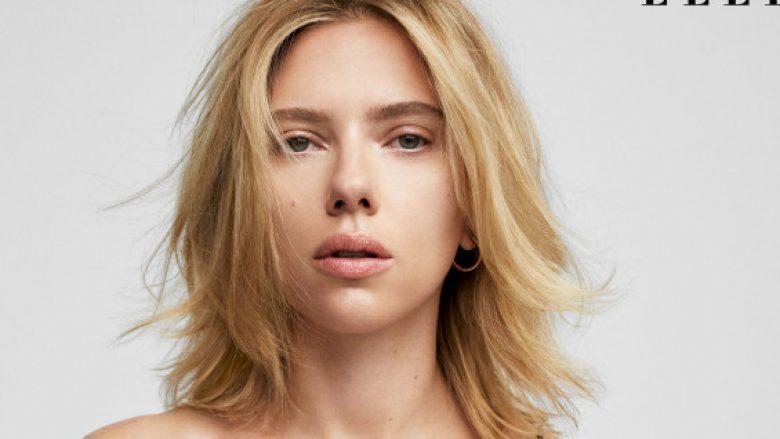 Scarlett Johansson (Foto: ELLE)