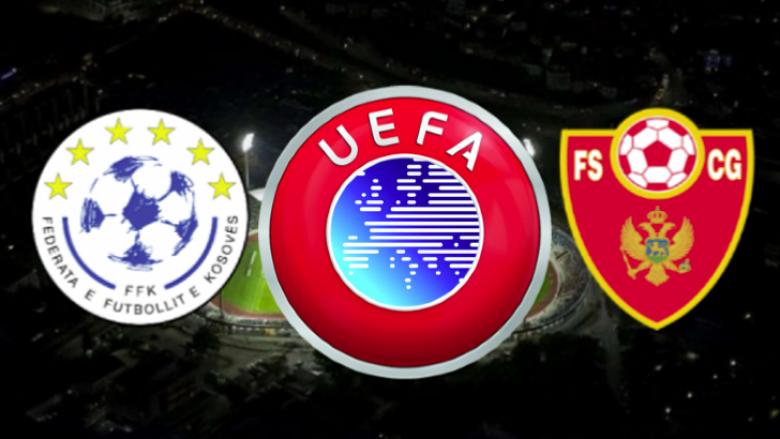 UEFA paralajmëron spektakël në ndeshjen Kosovë – Mali i Zi