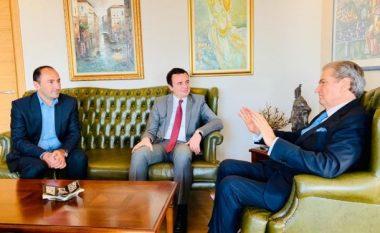 Takohen Kurti e Berisha, flasin për thellim të bashkëpunimit mes Kosovës e Shqipërisë