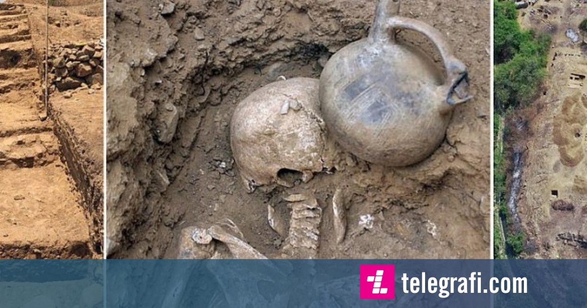 Photo of Zbulohet tempulli 3000-vjeçar, përdorej për ritualet e pjellorisë