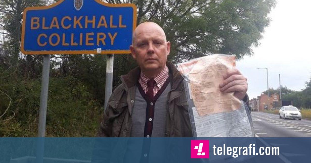 Photo of Pesë vite që gjejnë vazhdimisht pako me para në rrugët e fshatit anglez