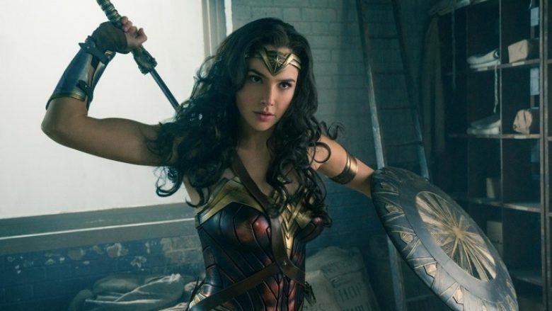 Gal Gadot — Wonder Woman