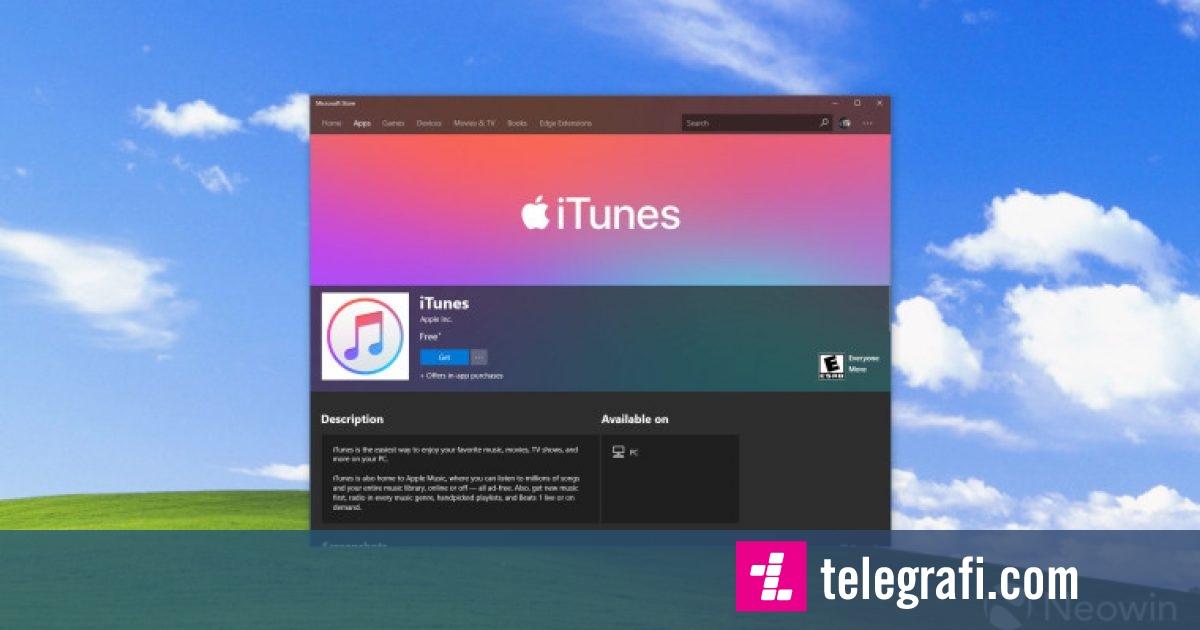 Photo of iTunes mund të zëvendësohet nga një aplikacion tjetër, në Windows 10