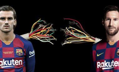 Messi dhe Griezmann nuk e 'duan' njëri-tjetrin, këtë e dëshmojnë edhe statistika dhe ndeshja e fundit