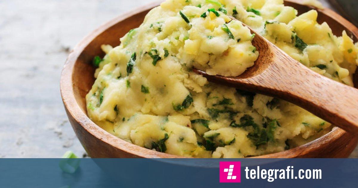 Photo of Pure patatesh me spinaq: Kombinimi i shijes që do ta kërkoni gjithmonë!