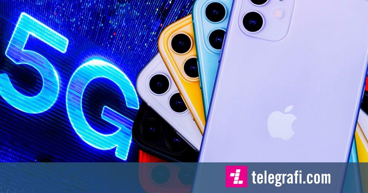 Photo of Apple pritet të jetë lider në telefonat inteligjentë 5G