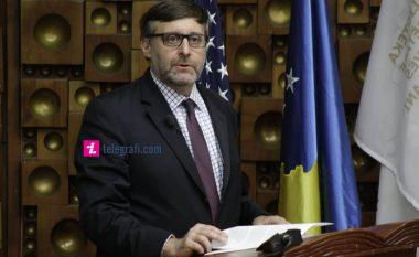 Palmer: Kosova votoi për ndryshime dhe SHBA i përkrahë ato, kërkojmë normalizim të marrëdhënieve me Serbinë