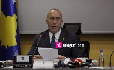 Haradinaj prezanton raportin gjatë qeverisjes së tij dy vjeçare, thotë se ka pasur rritje të numrit të punësuarve