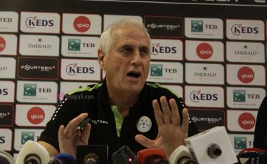 Challandes: Nuk është ndeshja e jetës ndaj Çekisë, lojtarët duhet ta shijojnë ndeshjen