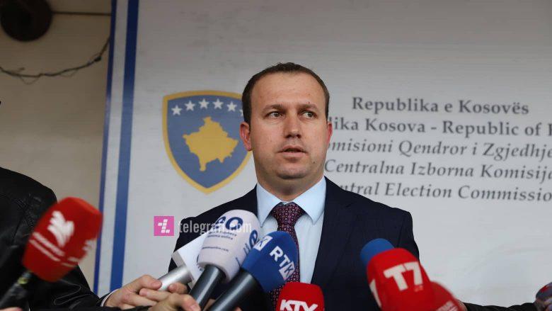 Elezi: Pas ankesës së LVV-së në Supreme, KQZ nuk mund të publikojë rezultatet