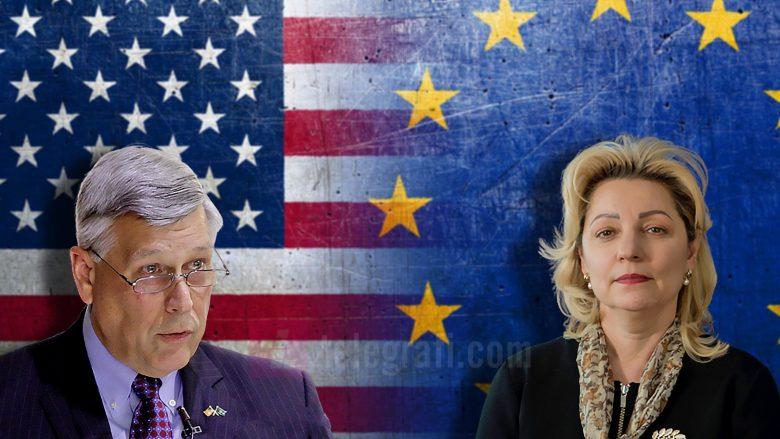 SHBA-ja dhe BE-ja kërkojnë nga Qeveria e re rifillimin e dialogut Kosovë-Serbi me një qasje proaktive