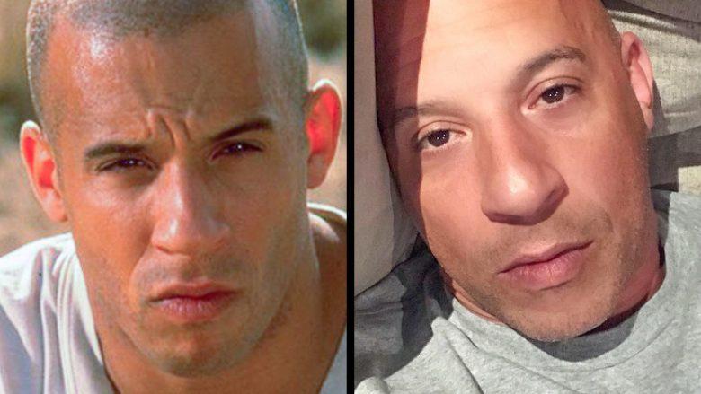 9. Një konflikt me një nga aktorët më të njohur të kohës sonë e shtyu Vin Dieselin të mos ketë shumë shanse për role kryesore