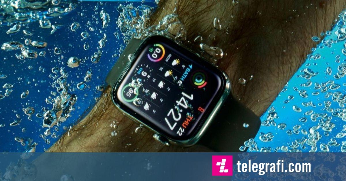 Photo of Apple Watch që lansohet gjatë vitit që vjen, mund të jetë shumë e përshtatje për zhytje në ujë