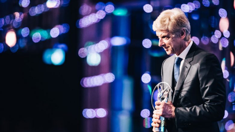 Arsene Wenger (Foto: Simon Hofmann/Getty Images for Laureus/Guliver)