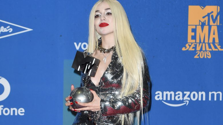Ava Max (Foto: Kate Green/Getty Images for MTV/Guliver)