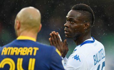 Presidenti i Brescias, Cellino: Balotelli nuk ka buzëqeshur më që nga abuzimi racor në Verona
