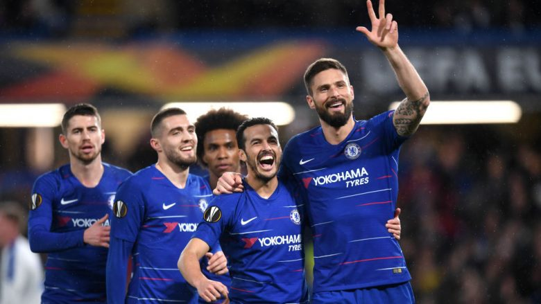 Chelsea (Foto: Michael Regan/Getty Images/Guliver)