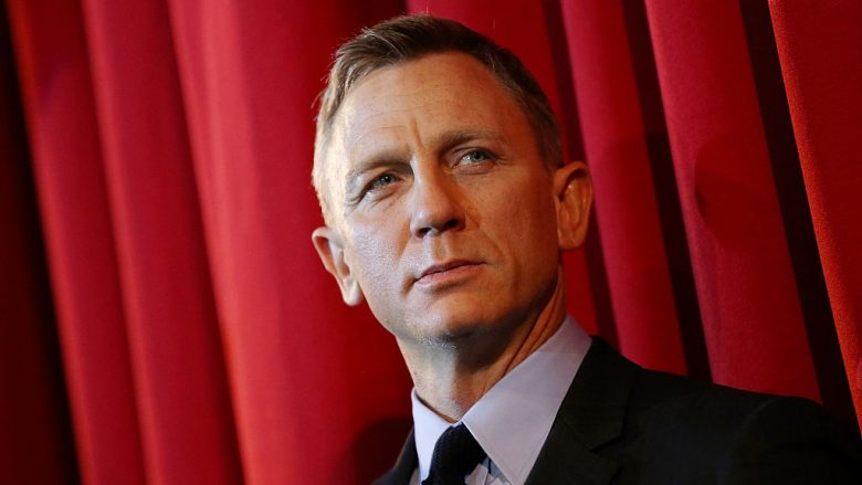 Daniel Craig (Foto: Sean Gallup/Getty Images for Sony Pictures/Guliver)