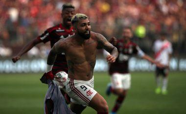 Flamengo fiton Copa Libertados pas fitores së çmendur në fund ndaj River Plate, Gabigol heroi i brazilianëve