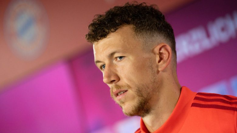 Ivan Perisic. (Photo by Daniel Kopatsch/Getty Images for FC Bayern)