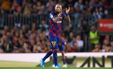 Vidal paralajmëron largimin nga Barcelona dhe gëzon Interin