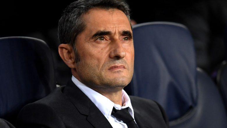 Ernesto Valverde, trajner i Barcelonës . (Foto: Alex Caparros/Getty Images)