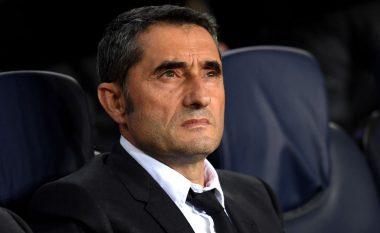 Valverde përgjigjet për fishkëllimat pas ndeshjes: Është në rregull që tifozët kërkojnë më shumë