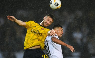 Goli i Mustafit nuk i mjafton Arsenalit - londinezët barazojnë me Guimaraesin