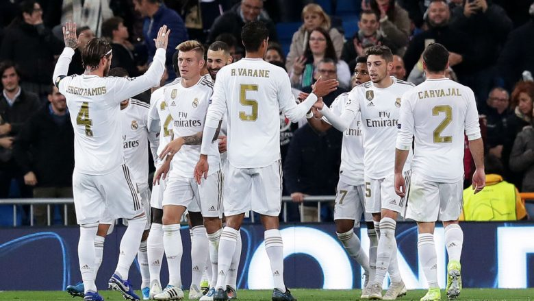 Real Madrid . (Foto: Gonzalo Arroyo Moreno/Getty Images)