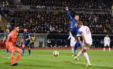 Mbyllen me humbje të thellë ndaj Anglisë këto eliminatore, tani vëmendja te ndeshja e marsit