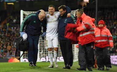 Real Madrid jep detajet për lëndimin e Eden Hazard