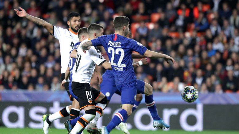 Valencia vs Chelsea (Foto: Manuel Queimadelos Alonso/Getty Images/Guliver)