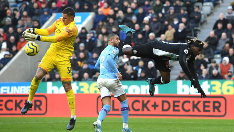 Newcastle vs Manchester City (Foto: Stu Forster/Getty Images/Guliver)