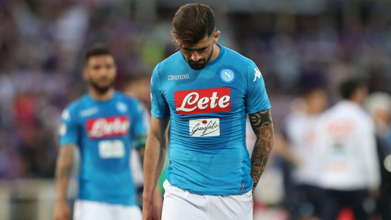 Elseid Hysaj (Foto: Gabriele Maltinti/Getty Images/Guliver)