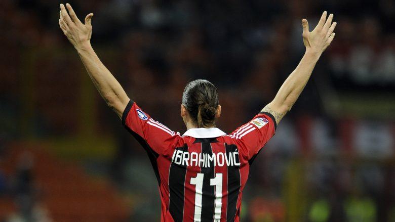 Zlatan Ibrahimovic (Foto: Claudio Villa/Getty Images/Guliver)