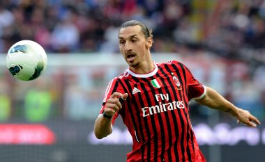 Milani nis bisedimet për rikthimin e Ibrahimovicit