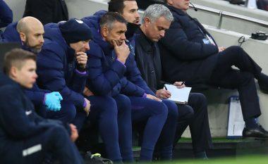 Mourinho: Tifozët e Tottenhamit nuk më duan ende, por më pranojnë