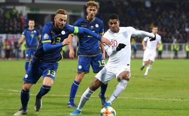 Detajet e ndeshjes Kosovë 0-4 Angli