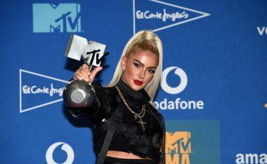 Loredana: Jam e lumtur që jam artistja më e mirë zvicerane, edhe pse zviceranët nuk më pëlqejnë aq shumë