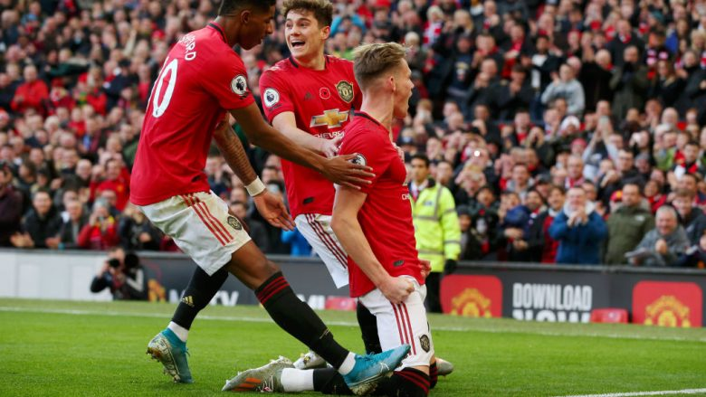 Man Utd (Foto: Alex Livesey/Getty Images/Guliver)