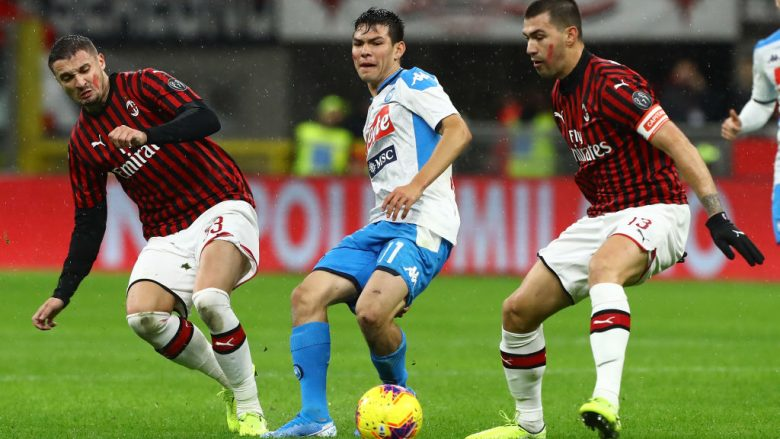 Milan - Napoli (Photo by Marco Luzzani/Getty Images/Guliver)